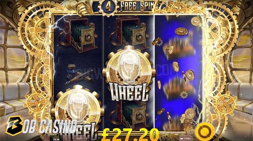 Wheel of Amp Bonus Round
