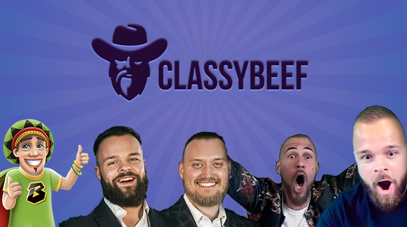 ClassyBeef net worth and bio of the members