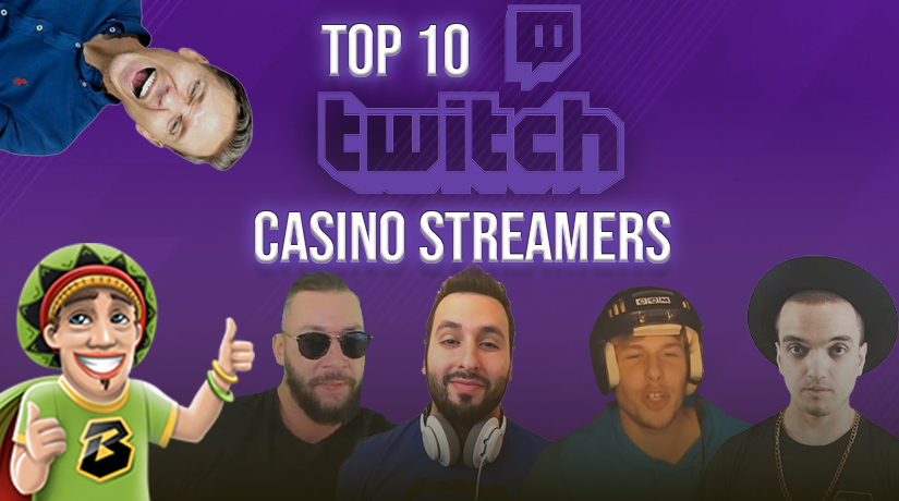 Top 10 Twitch casino streamers of 2021