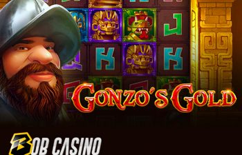 Gonzo's Gold slot from NetEnt