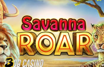 Savanna Roar Slot by Yggdrasil