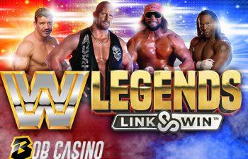 WWE Legends: Link & Win Slot